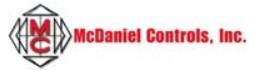 McDaniel Controls Inc.