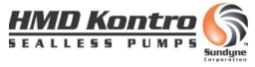 HMD Kontro Sealless Pumps